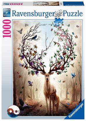 Obrázek Bájný jelen 1000 dílků