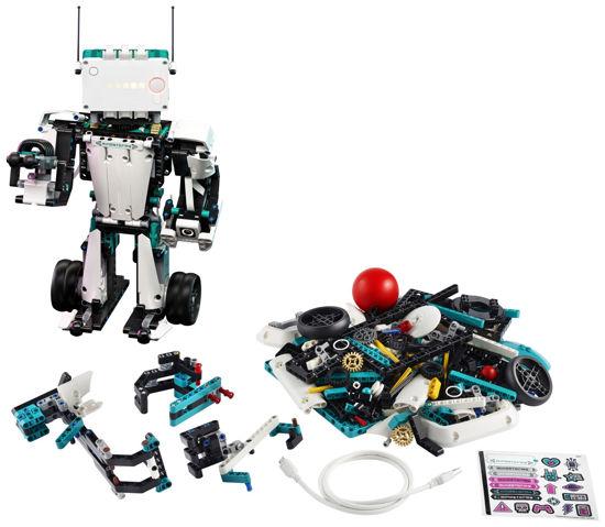 Obrázek z LEGO® MINDSTORMS® Robotí vynálezce