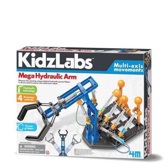Obrázek z KidzLabs Mega hydraulické rameno