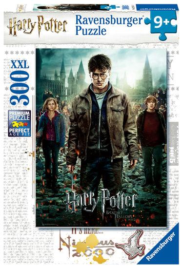 Obrázek z Puzzle Harry Potter spolu v boji 300 dílků