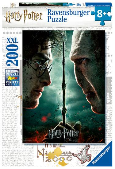 Obrázek z Puzzle Harry Potter 200 dílků