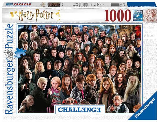 Obrázek z Puzzle Harry Potter 1000 dílků