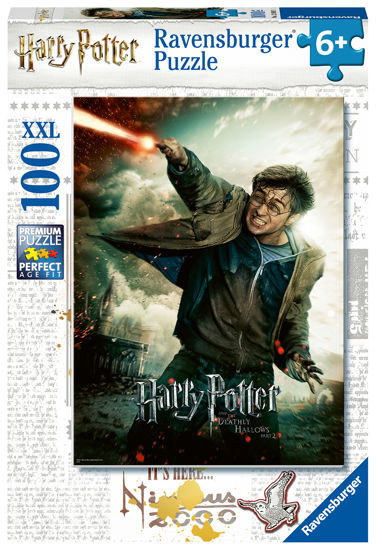 Obrázek z Puzzle Harry Potter 100 XXL dílků