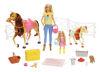 Obrázek z Barbie panenka s KONĚM a doplňky, herní set