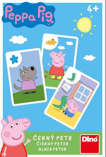 Obrázek z PEPPA PIG Černý Petr, karty