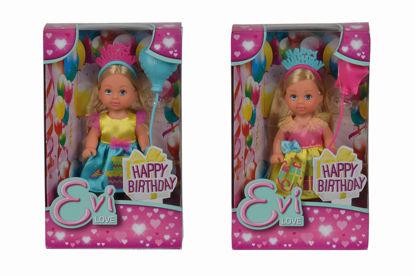 Obrázek Panenka Evička Happy Birthday, 2 druhy