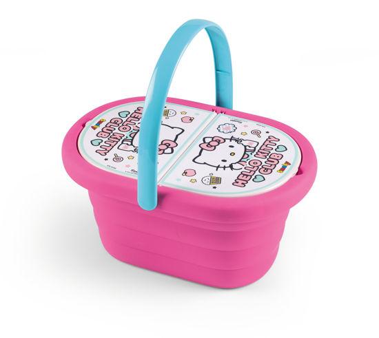 Obrázek z Piknikový koš Hello Kitty