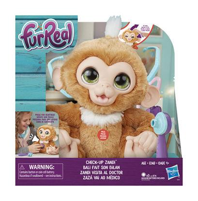Obrázek FurReal Friends Nemocná opička