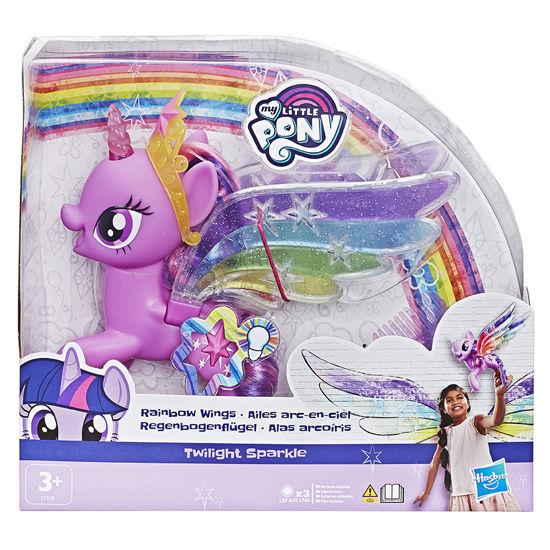 Obrázek z My Little Pony Twilight Sparkle s duhovými křídly