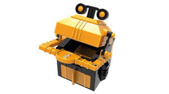 Obrázek z KIdzLabs Pokladnička robot