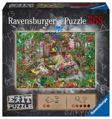 Obrázek Exit Puzzle: Skleník 368 dílků