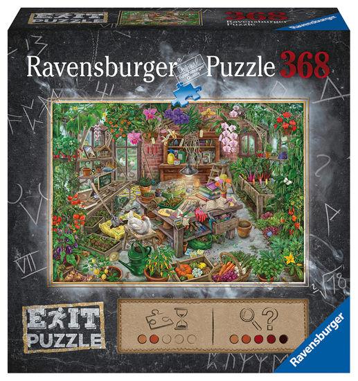 Obrázek z Exit Puzzle: Skleník 368 dílků