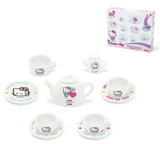 Obrázek z Hello Kitty Kávový porcelánový set