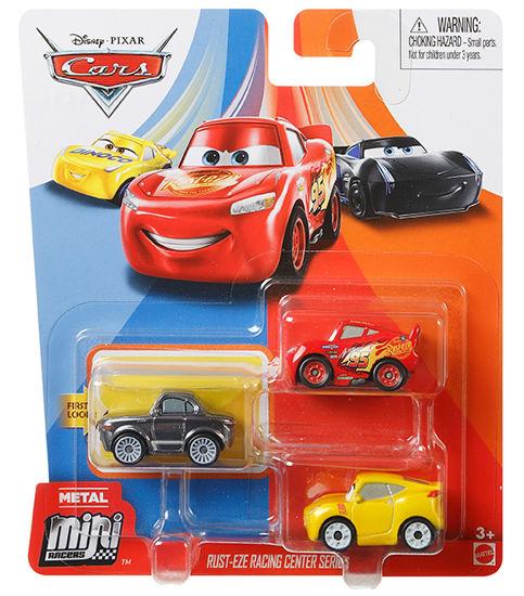 Obrázek z CARS MINI 3 PACK