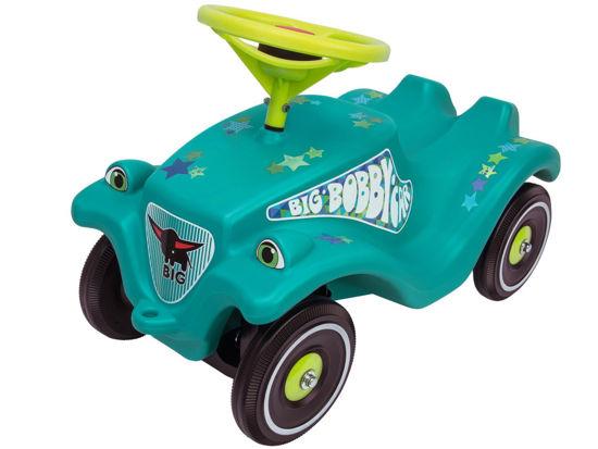Obrázek z Auto odstrkovadlo BIG BOBBY CAR CLASSIC s hvězdičkami