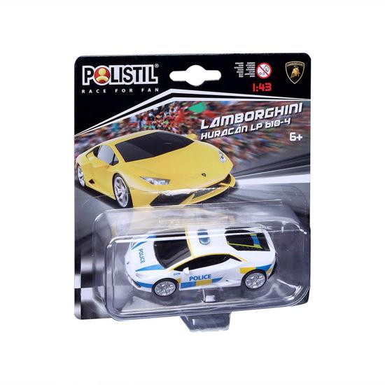 Obrázek z Auto k autodráham Polistil 96035 Lamborghini Huracan LP 610-4 1:43
