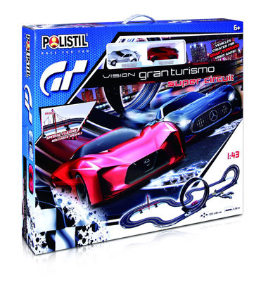 Obrázek Autodráha Polistil  Vision Gran Turismo 1:43