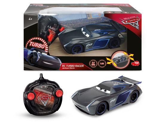 Obrázek z RC Cars 3 Turbo Racer Jackson Hrom 1:24, 17cm, 2 kan
