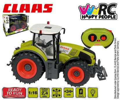 Obrázek RC Traktor CLAAS