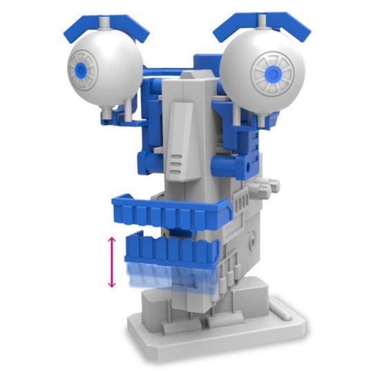 Obrázek z Motorizovaná robotická hlava
