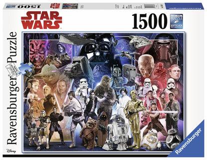 Obrázek Puzzle Vesmír Star Wars 1500 dílků