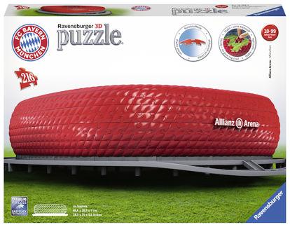 Obrázek Allianz Arena 216 dílků