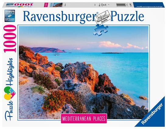 Obrázek z Řecko puzzle 1000 dílků