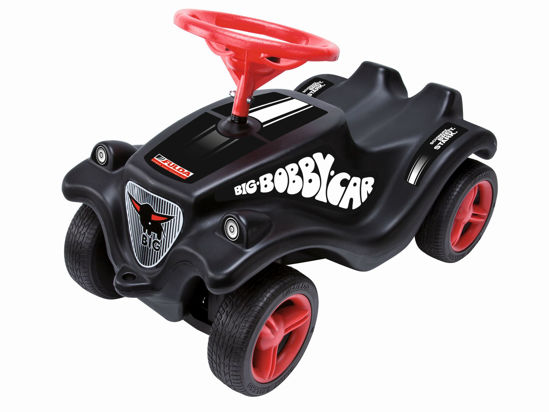 Obrázek z Auto odstrkovadlo BIG BOBBY CAR FULDA CLASSIC černé