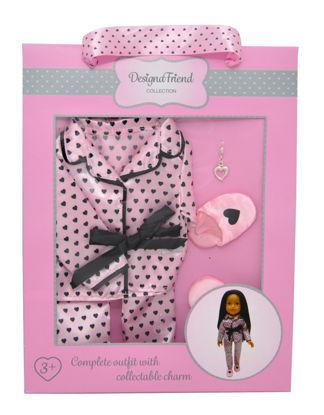 Obrázek Pyžamo pro panenky Designa
