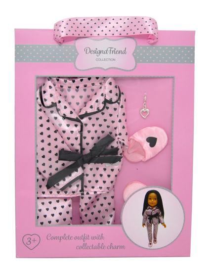 Obrázek z Pyžamo pro panenky Designa