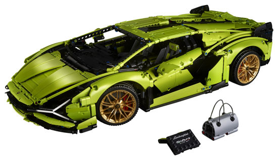 Obrázek z Lamborghini Sián FKP 37