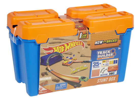 Obrázek z Hot Wheels TRACK BUILDER box