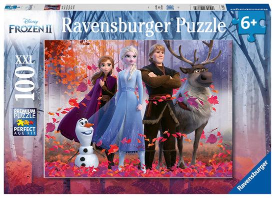 Obrázek z Puzzle Disney Ledové království 2 100 XXL dílků