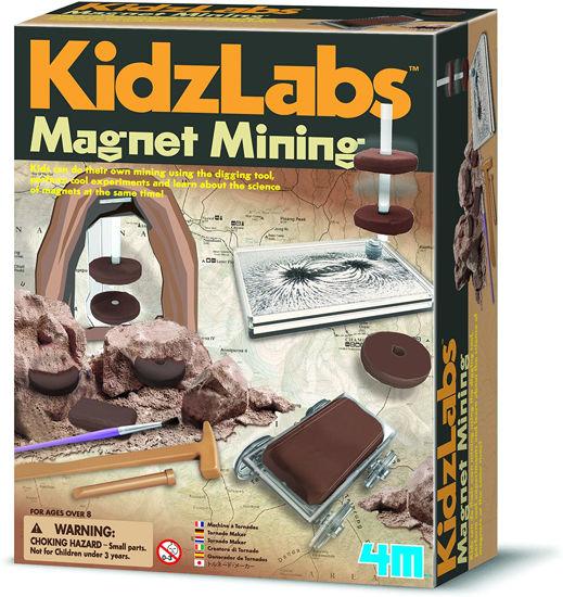 Obrázek z KidzLabs Těžba magnetů