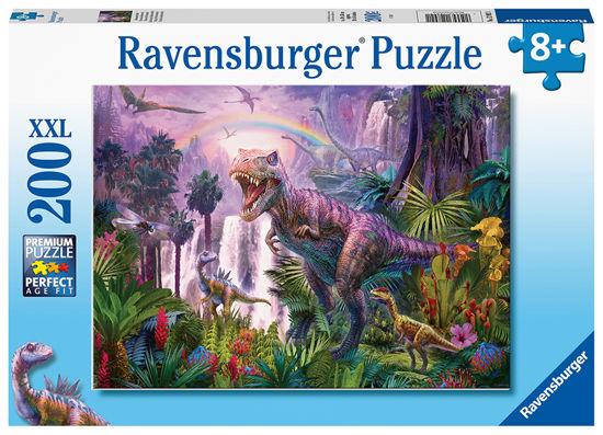 Obrázek z Puzzle Svět dinosaurů 200 dílků