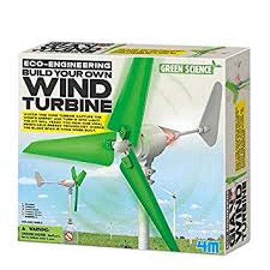 Obrázek z Dětská větrná turbína