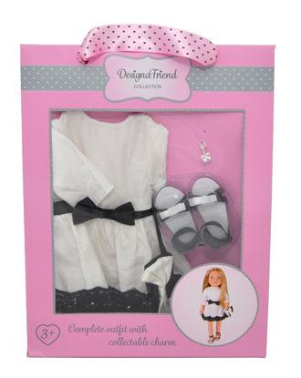 Obrázek Společenské šaty pro panenky