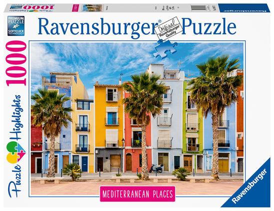 Obrázek z Španělsko puzzle 1000 dílků