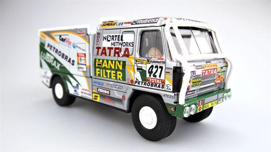 Obrázek z Tatra 815 Dakar 2001 Petrobras