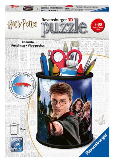 Obrázek z Stojan na tužky Harry Potter 3D 54 dílků