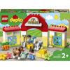 Obrázek z LEGO Duplo 10951 Stáj s poníky