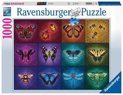 Obrázek Krásné okřídlené věci puzzle 1000 dílků