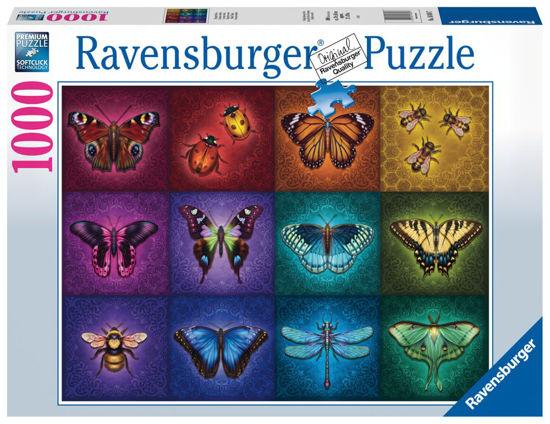 Obrázek z Krásné okřídlené věci puzzle 1000 dílků