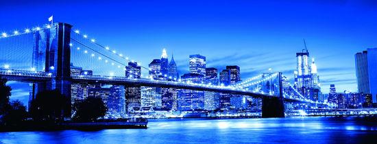 Obrázek z Soumrak v New Yorku 1000 dílků Panorama
