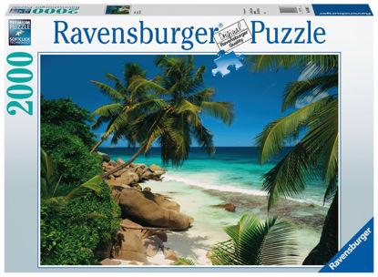 Obrázek Puzzle Seychely 2000 dílků
