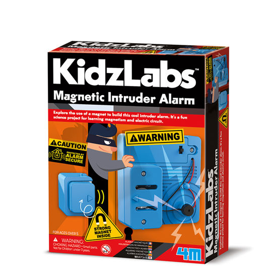 Obrázek z Kindzlabs Magnetický alarm
