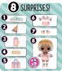 Obrázek z L.O.L. Surprise! Párty panenka Deluxe, PDQ, vlna 1