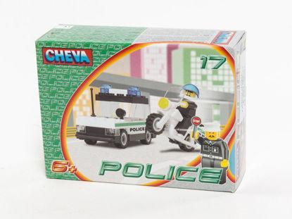 Obrázek Stavebnice Cheva 17 Policejní hlídka