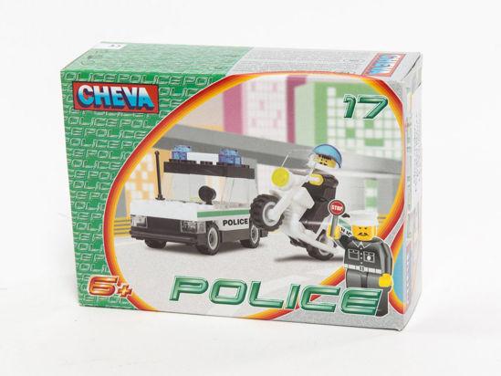 Obrázek z Stavebnice Cheva 17 Policejní hlídka