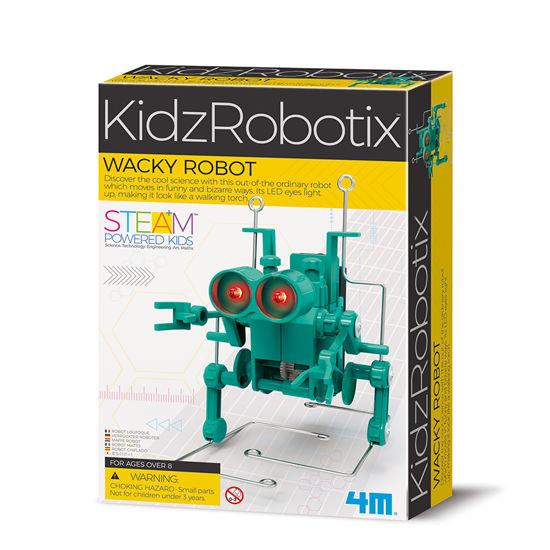 Obrázek z KidzLabs Šílený robot